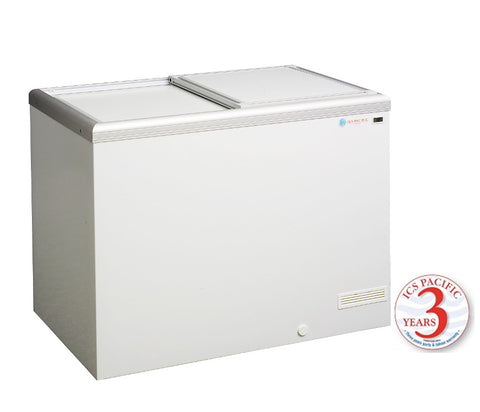 Solid Sliding Lid ICS Pacific IG 3 304 Ltr - OzCoolers