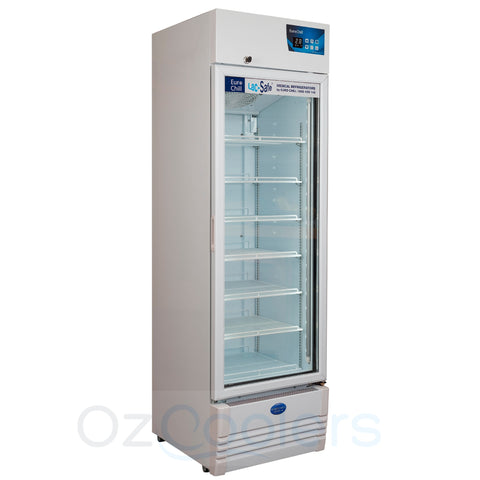 Lac-Safe®400 Premium Breast Milk Storage Fridge