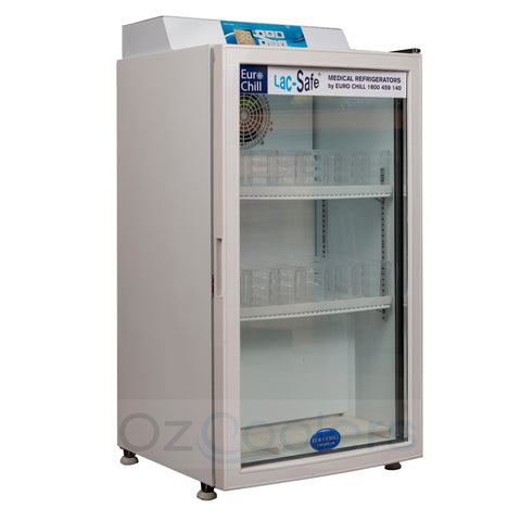 Lac-Safe®120 Premium Breast Milk Storage Fridge