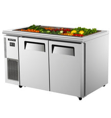 SKIPIO Salad Prep Buffet Table 2 Doors - SSR15-2