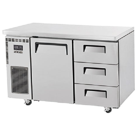 SKIPIO Undercounter Drawer Freezer - 311L - SUF12-3D-3