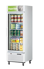 Austune Turbo Air Display Glass Door Freezer – TGF-23SD (W) (B)