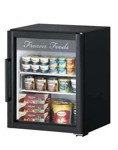 Austune Turbo Air Display Glass Door Freezer - TGF-5SD(B) - OzCoolers