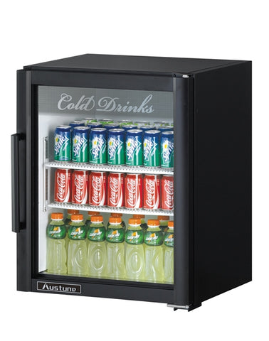 Austune Turbo Air SD Merchandiser Display Freezer TGM-5SD(B) - OzCoolers