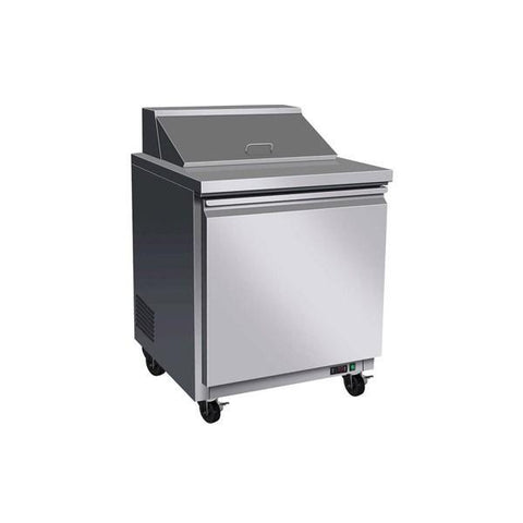 FED Pizza Preparation Bench - TSSU29 - OzCoolers