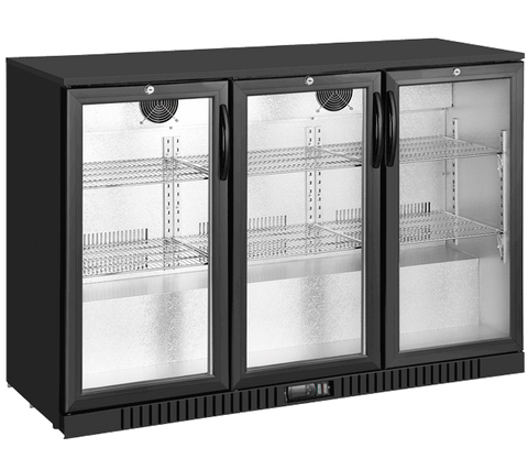 Exquisite Two Doors Backbar Chiller - UBC330