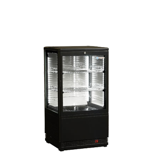 ICS PACIFIC Venice Joey Glass Display Refrigerator - OzCoolers