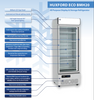 Image of Huxford ECO Commercial Fridge 595 Ltr - BMH20 - OzCoolers
