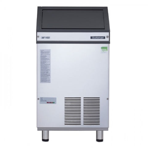 Scotsman Flake Ice Maker Self Contained 67kg/24hr - AF 103 AS