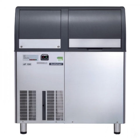 Scotsman Flake Ice Maker Self Contained 148kg/24hr - AF 156 AS