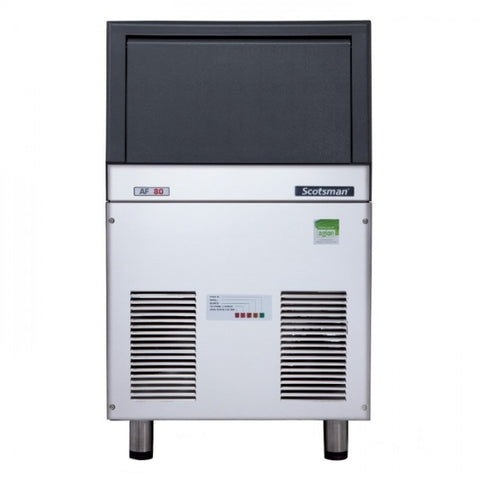 Scotsman Flake Ice Maker Self Contained 67kg/24hr - AF 80 AS