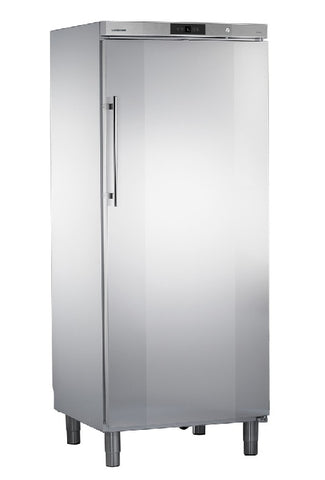 Liebherr Stainless Steel Solid 1 Door Fridge - GKv 5790