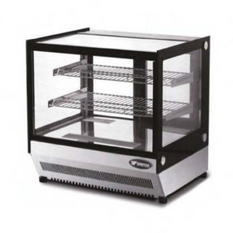 Atosa Countertop Square Cake Showcase - TF160L - OzCoolers