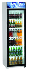 Liebherr Single Door Upright Drinks Fridge 364 Liters - BCDv 4313