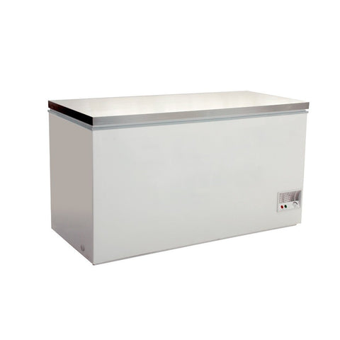 FED Chest Freezer with SS lids FED BD466F