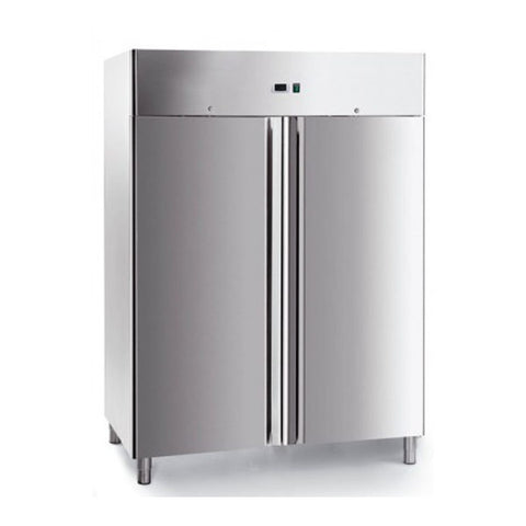 Exquisite Double Door Stainless Steel Chiller 1497 litres - GSC1410H
