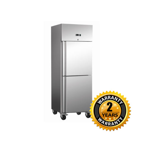 Exquisite Stainless Steel Chiller 685 litres  - GSC652H