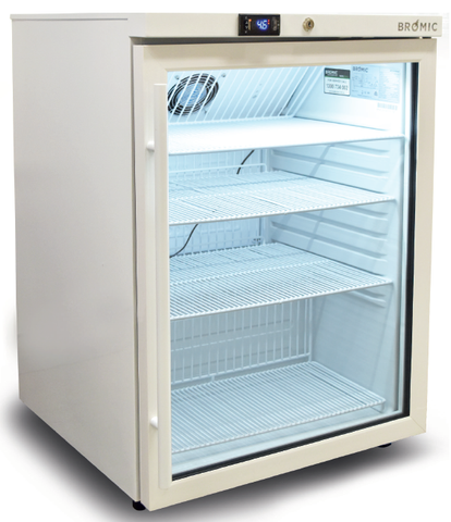 Bromic Medifridge Glass Door 145L w/ Data Logger - MED0140GD - OzCoolers