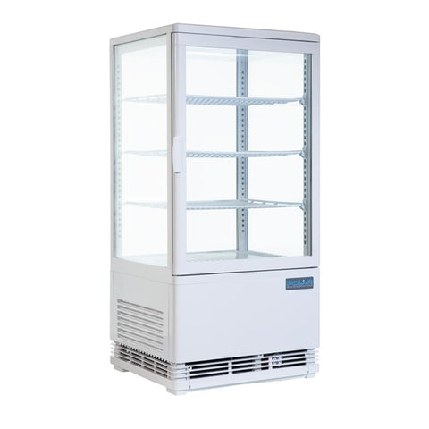 Polar C-Series Display Fridge White 68Ltr - G619-A