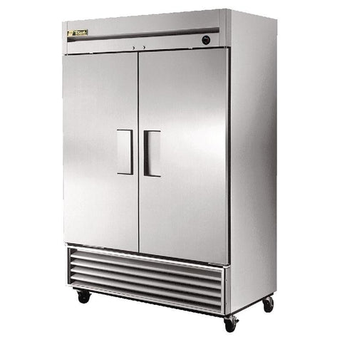True Upright 2 Door Fridge 1388 Ltr Stainless Steel - OzCoolers