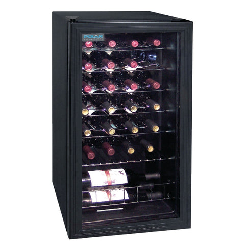 Polar Wine Cooler Fridge 26 Bottles CE203-A - OzCoolers