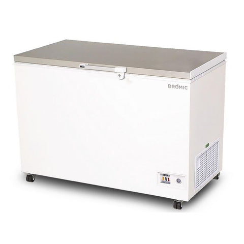 Bromic Flat Top Stainless Steel 296L Storage Chest Freezer - CF0300FTSS - OzCoolers