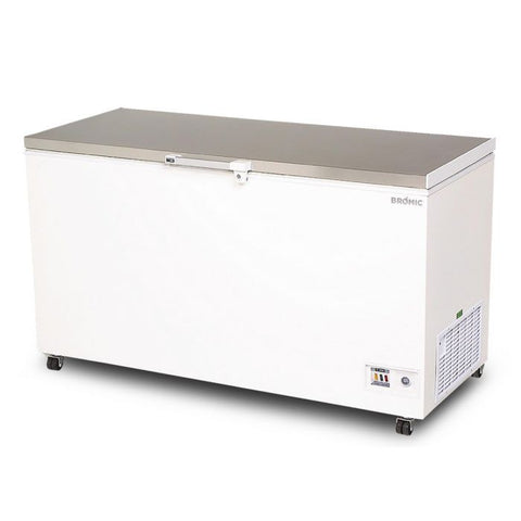 Bromic Flat Top Stainless Steel 492L Storage Chest Freezer - CF0500FTSS - OzCoolers