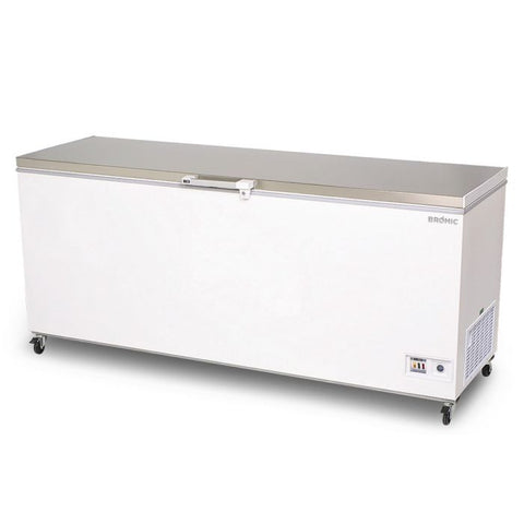 Bromic Flat Top Stainless Steel 675L Storage Chest Freezer - CF0700FTSS - OzCoolers