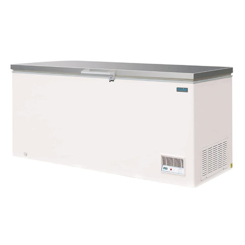 Polar G-Series Chest Freezer with Stainless Steel Lid 516Ltr - CM531-A