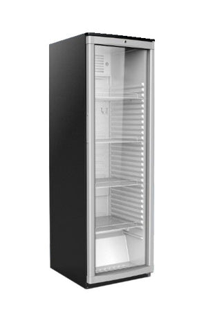 Huxford Vertical Display Fridge - HEM350 - OzCoolers