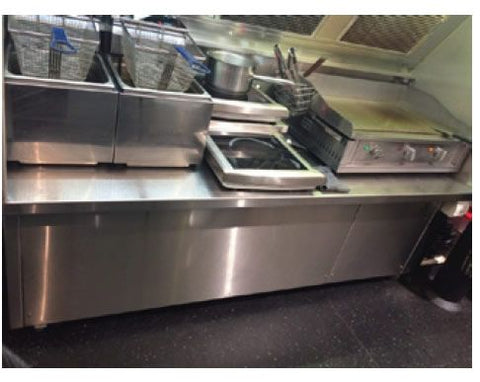 Ductless Exhaust Hood System - DH1800