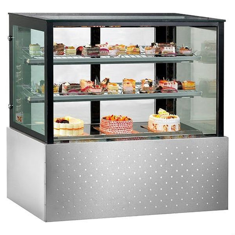 FED Bonvue Chilled Food Display - SG090FA-2XB - OzCoolers