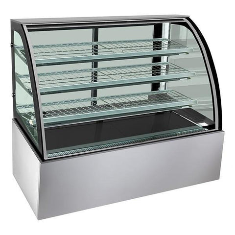 FED Bonvue Chilled Food Display 900 mm SL830 - OzCoolers