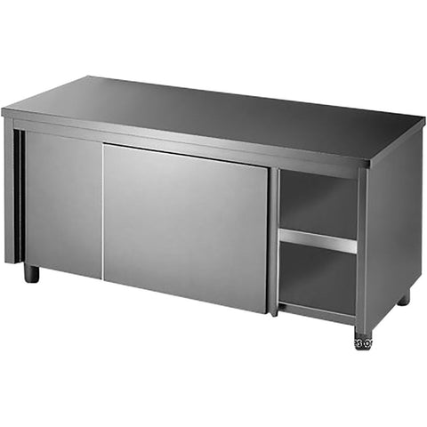 FED Kitchen Tidy Workbench Cabinet  with Splashback - DTHT-1200B-H