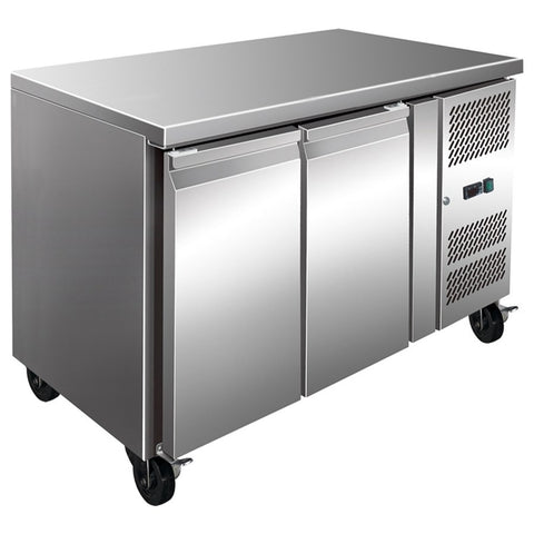 FED Three Door Bench Freezer 386L - FE3100BT - OzCoolers
