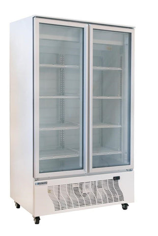 Huxford Two Glass Door Fridge - FM30PLUS - OzCoolers