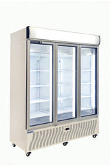 Huxford Three Glass Door Fridge - FM45PLUS - OzCoolers
