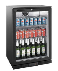 FED Under Counter Single Door Bar Cooler LG-138HC - OzCoolers