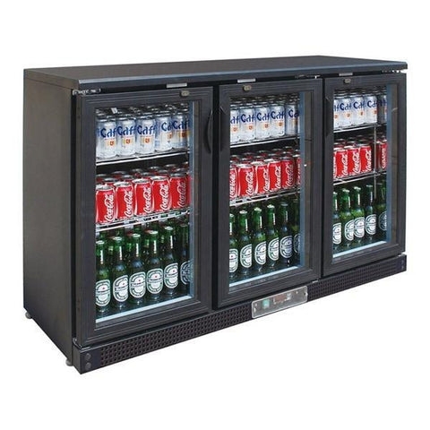 FED Three Door Drink Cooler SC316G - OzCoolers