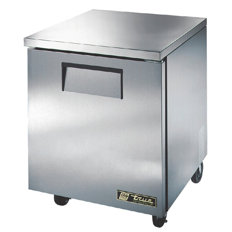 True Undercounter Fridge 1 Door Stainless Steel - OzCoolers