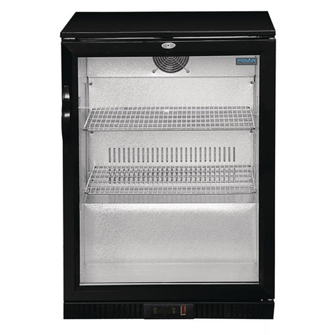 Polar G-Series Back Bar Cooler with Hinged Door 128Ltr - GL011-A
