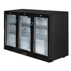 Polar G-Series Back Bar Cooler with Hinged Doors 320Ltr - GL014-A