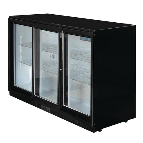 Polar G-Series Back Bar Cooler with Sliding Doors 320Ltr - GL013-A