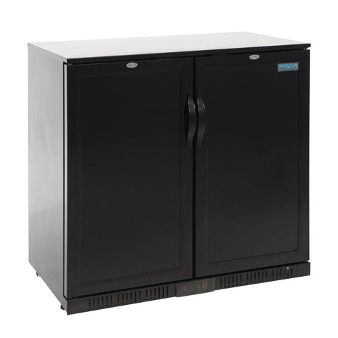 Polar G-Series Back Bar Cooler with Solid Doors 208Ltr - GL016-A