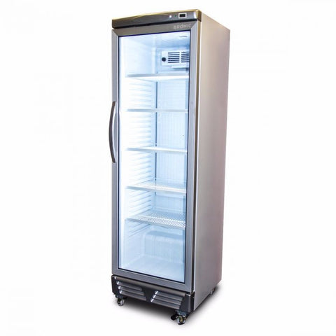 Bromic LED ECO Flat Glass Door 372L Upright Display Chiller - GM0374 - OzCoolers