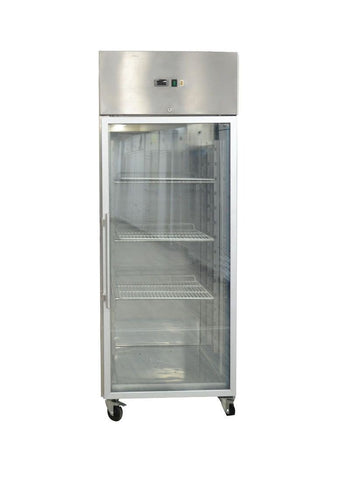 FED GRAND ULTRA Single Glass Door Upright Fridge 685L - GN650TNG - OzCoolers