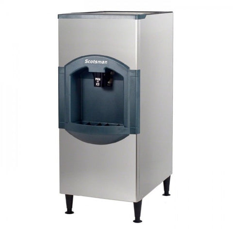 Scotsman Ice Dispenser 59kg Storage - HD 22