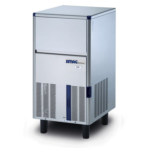 Bromic Self-Contained 31kg Solid Cube Ice Machine - IM0032SSC - OzCoolers