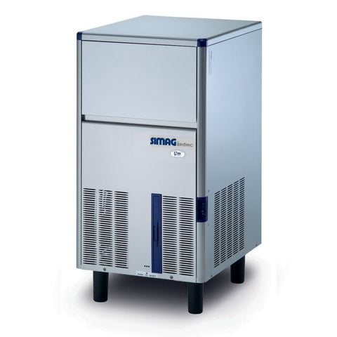 Bromic Self-Contained 37kg Solid Cube Ice Machine - IM0043SSC - OzCoolers