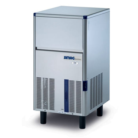 Bromic Self-Contained 63kg Hollow Ice Machine - IM0064HSC-HE - OzCoolers